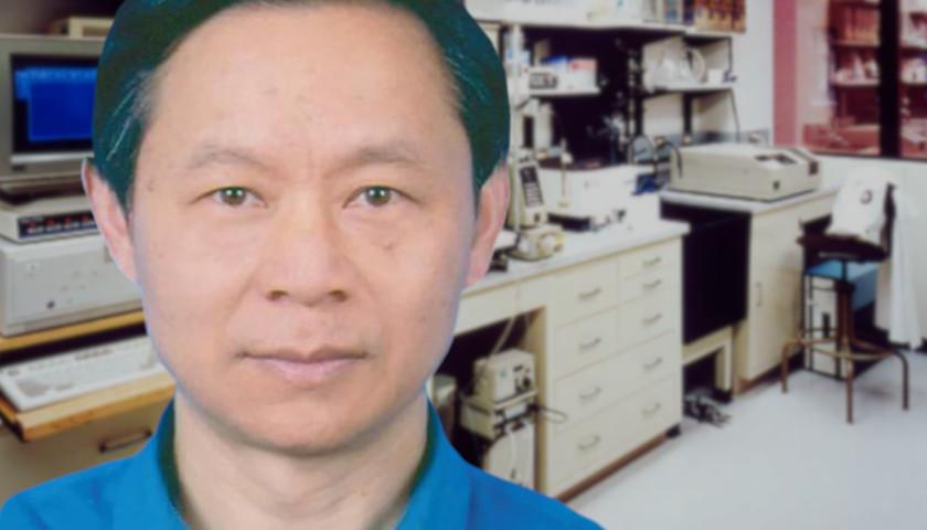 Ông Zheng Songguo, cựu giáo sư tại Đại học Bang Ohio (OSU), vừa bị kết án hơn 3 năm - Ảnh: Tennessee Star