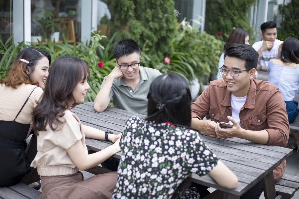 Vinamilk hướng đến xây dựng môi trường làm việc lành mạnh, chú trọng sức khỏe thể chất và tinh thần cho nhân viên. Ảnh: Vinamilk