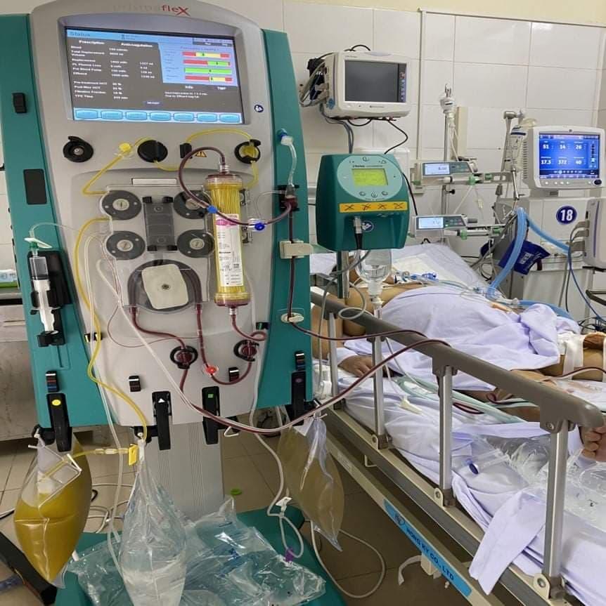 Bắc Ninh ghi nhận 3 ca nặng, Bộ Y tế chỉ đạo hội chẩn trực tuyến ngay trong sáng mai
