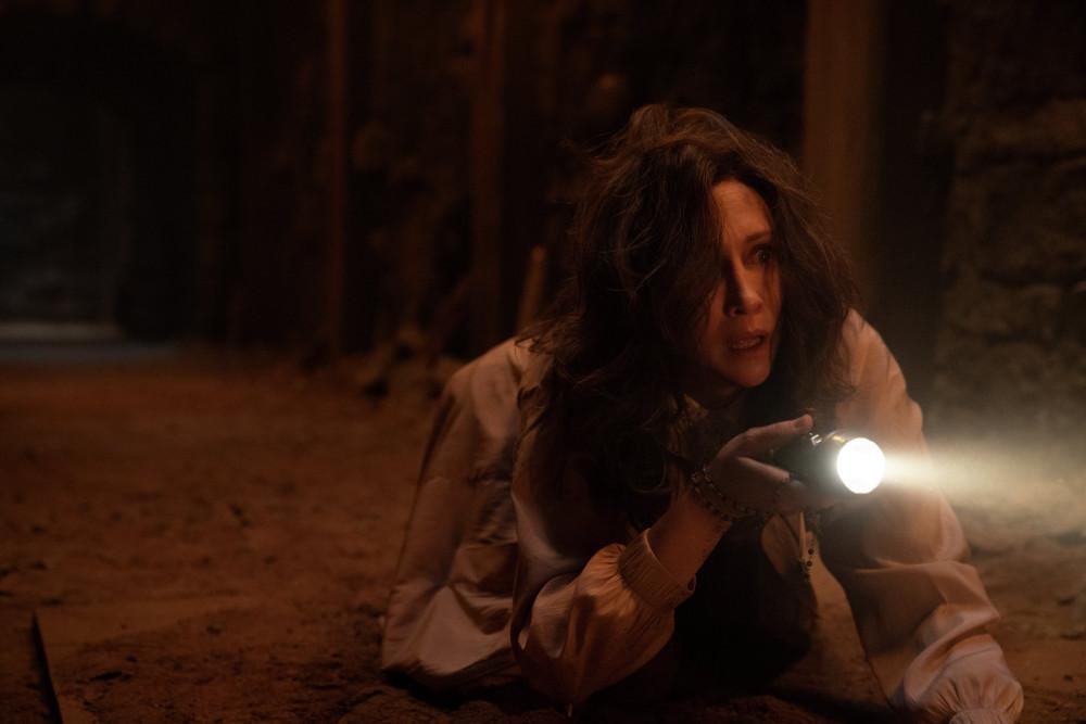 Phim The Conjuring: The devil Made Me Do It chiếu tại Vn với tựa The Conjuring: Ma xui quỷ khiến