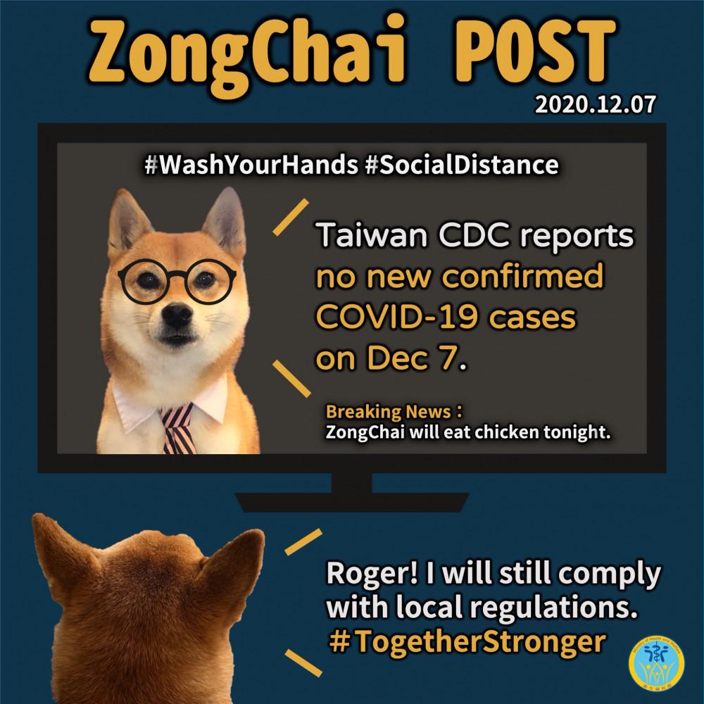 Linh vật Zongchai và những lời khuyên về giãn cách