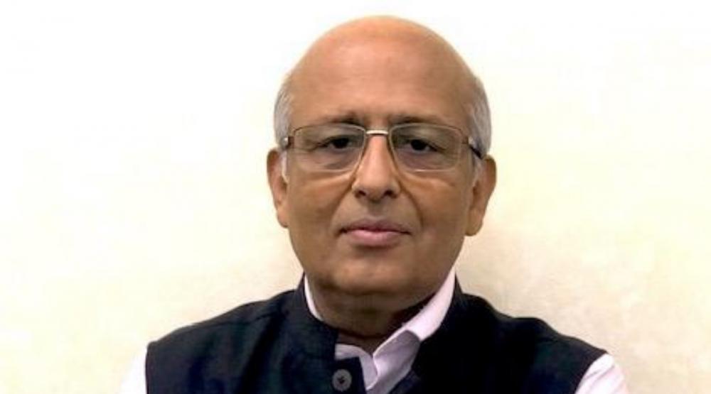 Tiến sĩ Shahid Jameel, chủ tịch nhóm cố vấn INSACOG của Ấn Độ - Ảnh: commons.wikimedia.org
