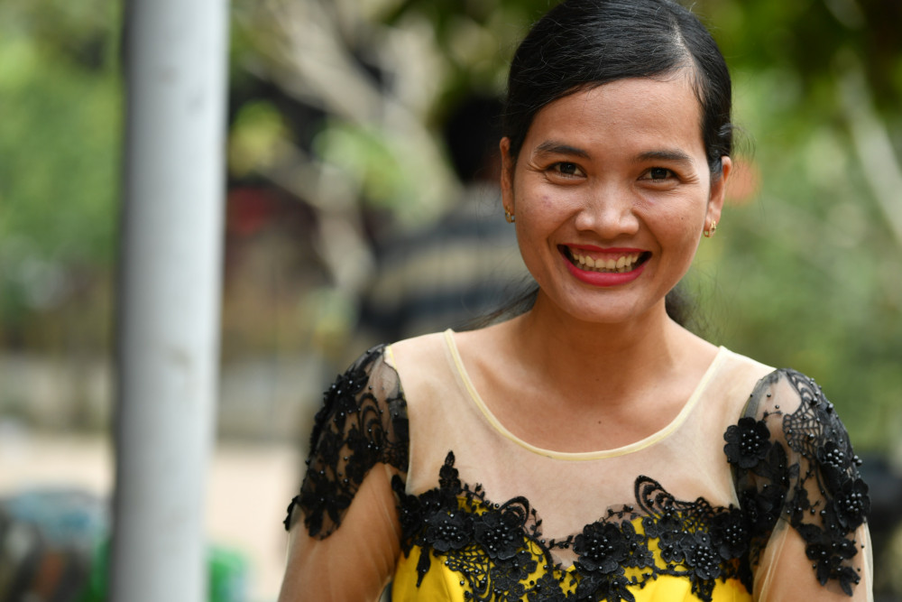 Cô giáo Nách Chan Nên