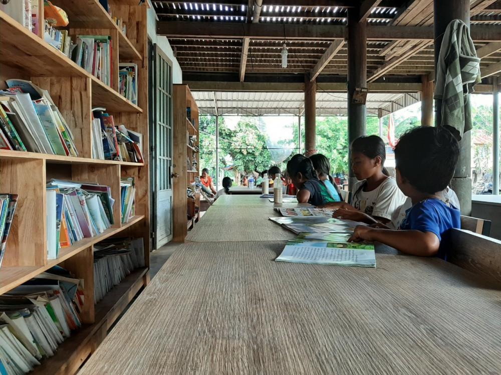 Thư viện Chan Nên