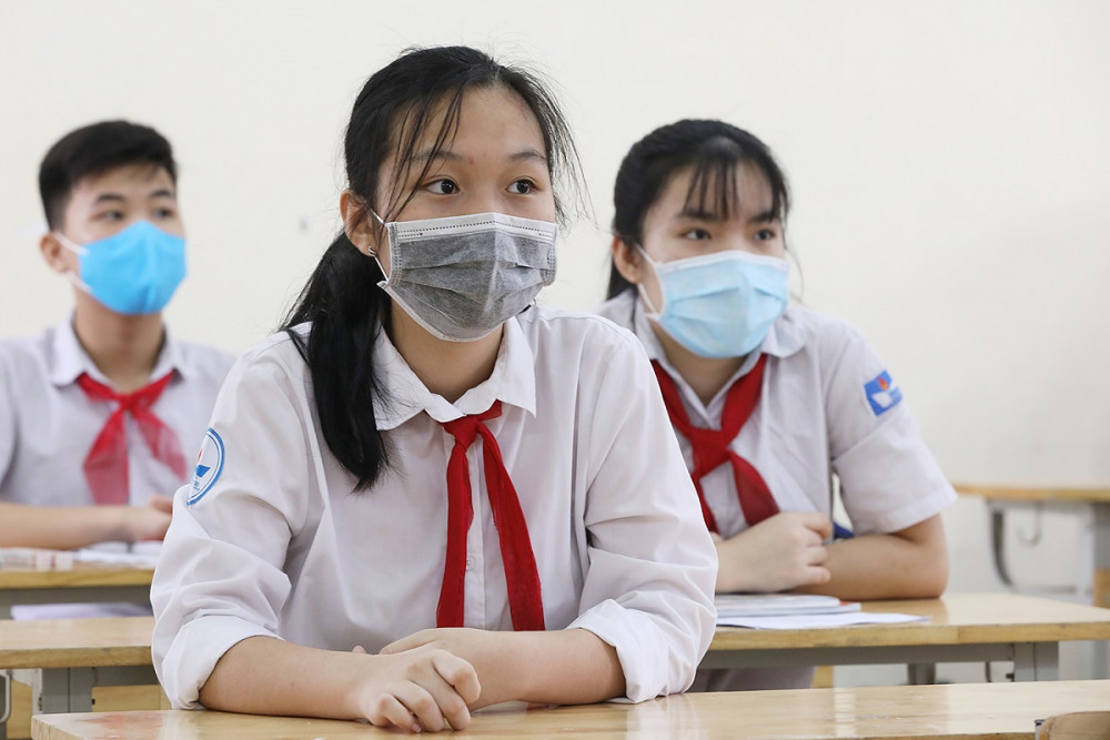 TP.HCM sẽ xử lý nghiêm cơ sở giáo dục vi phạm quy định phòng chống dịch COVD-19 (Ảnh: VNE)