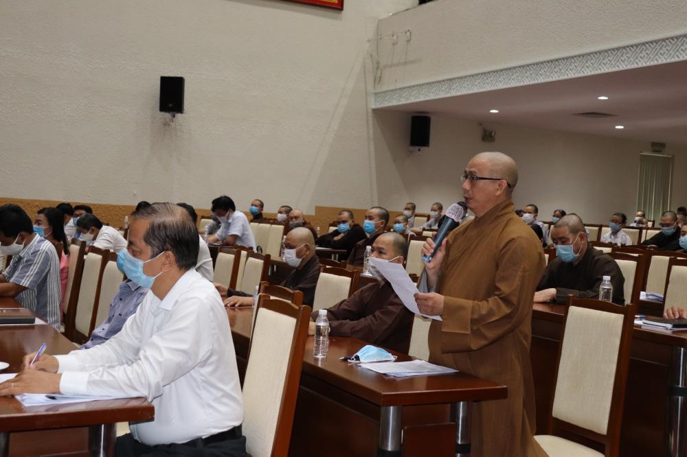 Cử tri Phật giáo quan tâm đến việc nâng cao vai trò tôn giáo trong cộng đồng, các vấn đề an sinh xã hội.