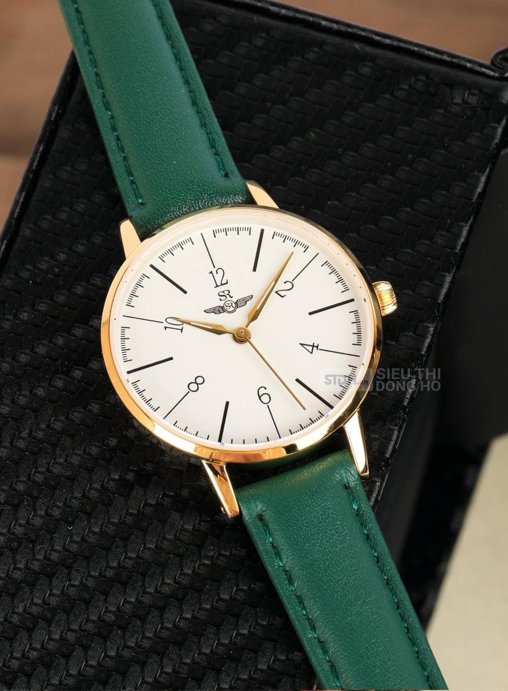 SR Watch chính hãng được áp dụng ưu đãi giảm giá 40% cực lớn