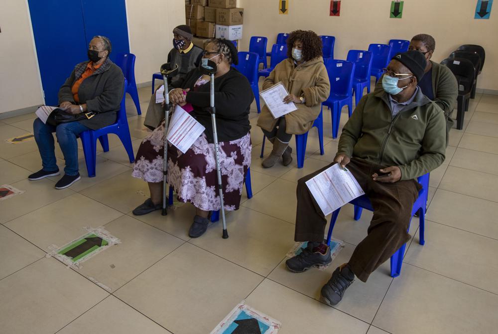 Liên Hợp Quốc kêu gọi nhiều vắc-xin COVID-19 hơn cho châu Phi.