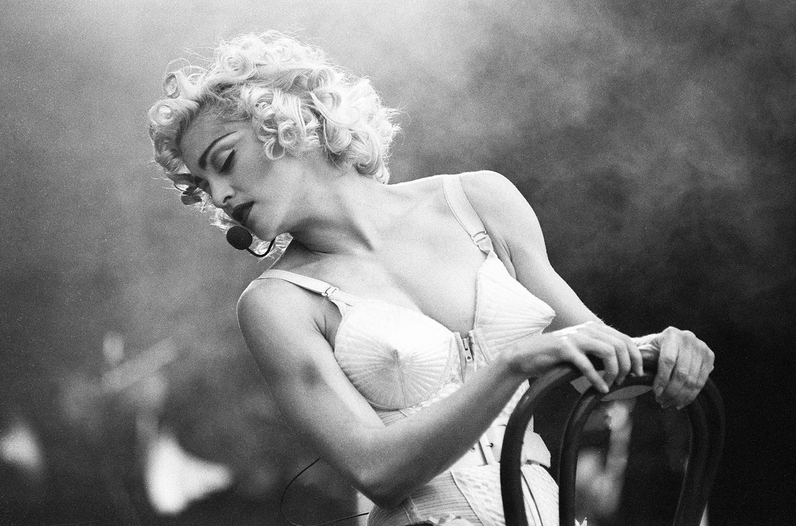 Cuộc đời của Madonna từng được một số nhà làm phim khai thác.