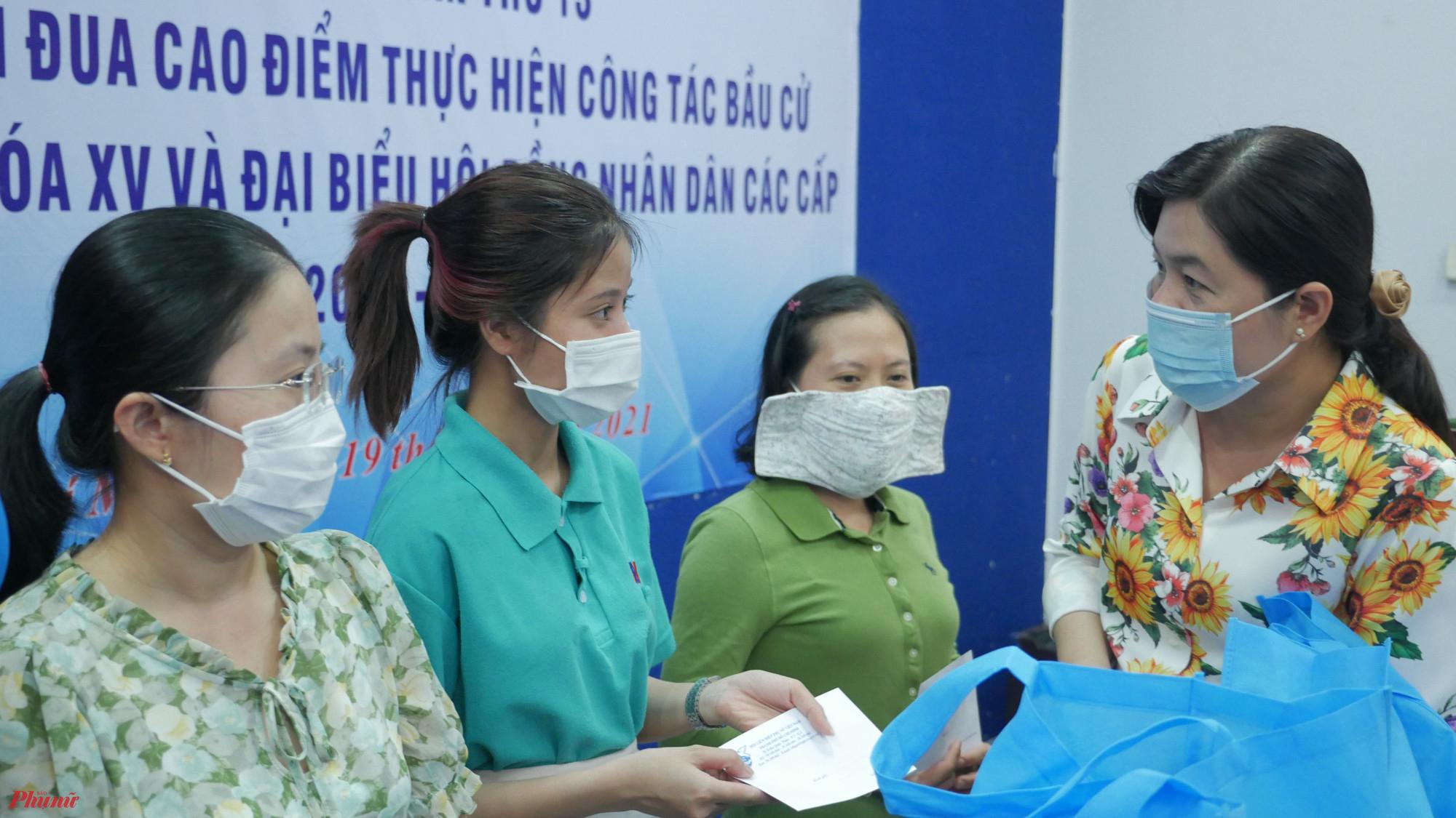 Nguyễn Trần Phượng Trân – Chủ tịch Hội Liên hiệp Phụ nữ TPHCM