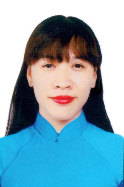 Bà LÝ THỊ PHƯƠNG NHANH - Bí thư Đảng ủy phường 5, quận 8