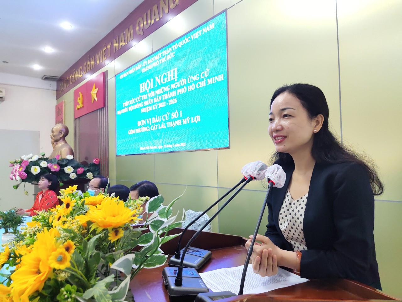 Bà Nguyễn Thị Huyền