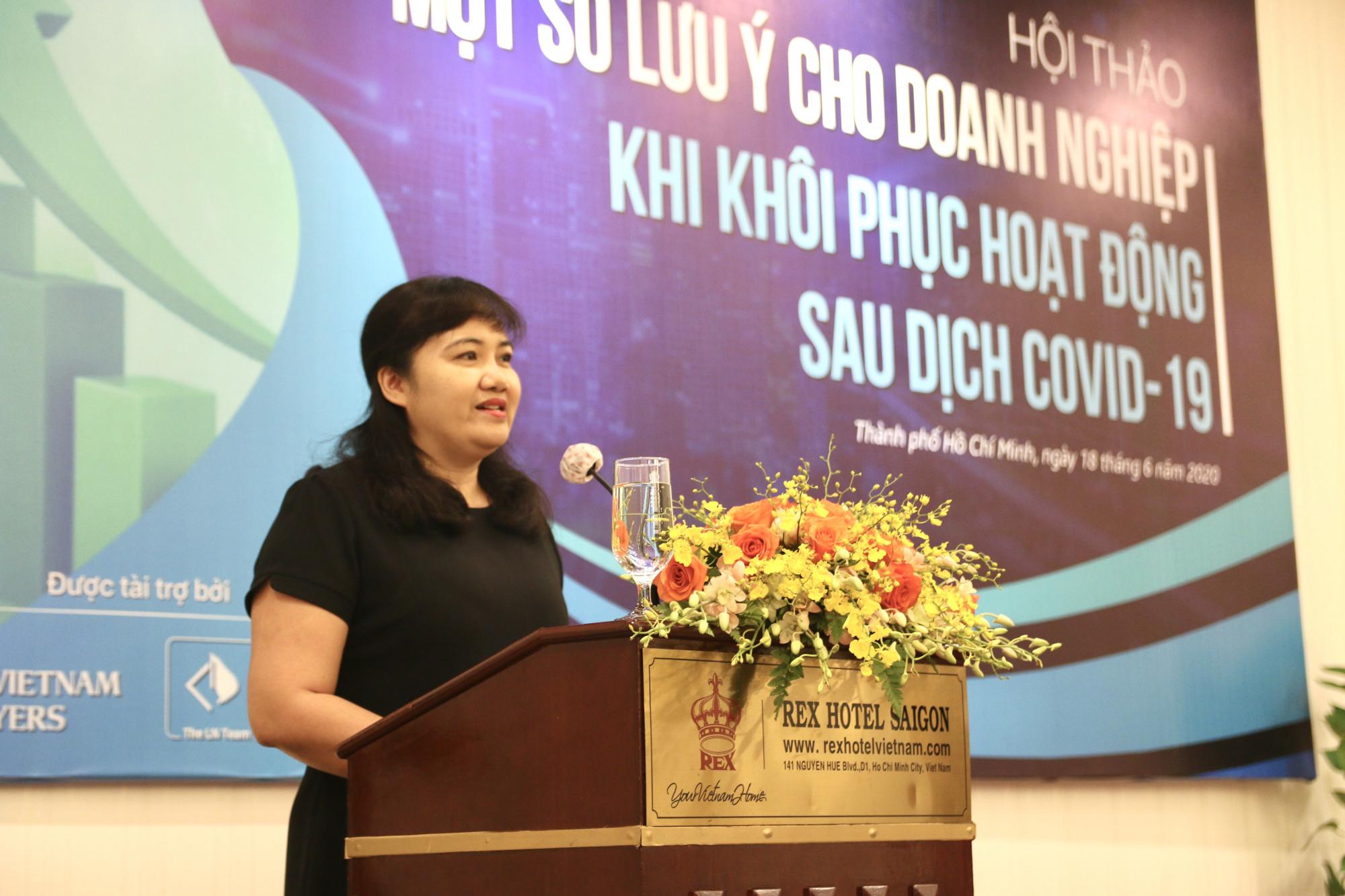 Bà Cao Thị Phi Vân