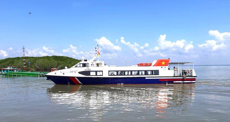 Công ty TNHH Công Nghệ Xanh DP đề xuất dừng hoạt động cao tốc thủy từ ngày 10/5