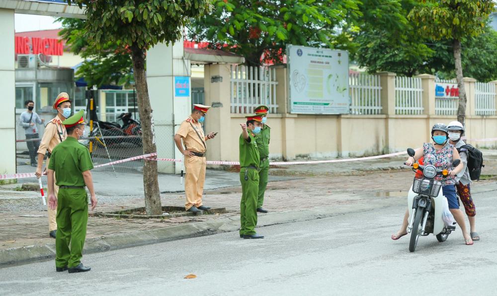 Bộ Y tế gia hạn thời gian cách ly y tế tại Bệnh viện Bệnh Nhiệt đới Trung ương cơ sở Kim Chung