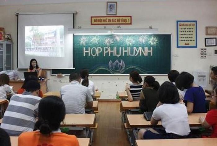 TP.HCM yêu cầu không tổ chức họp phụ huynh trực tiếp cuối năm học