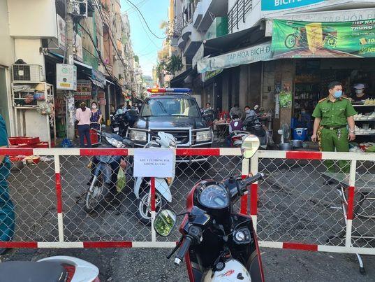 hẻm 287 đường Nguyễn Đình Chiểu, phường 5, quận 3, TPHCM.
