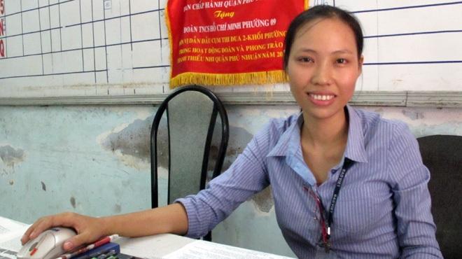 Bà Nguyễn Thị Như Ý