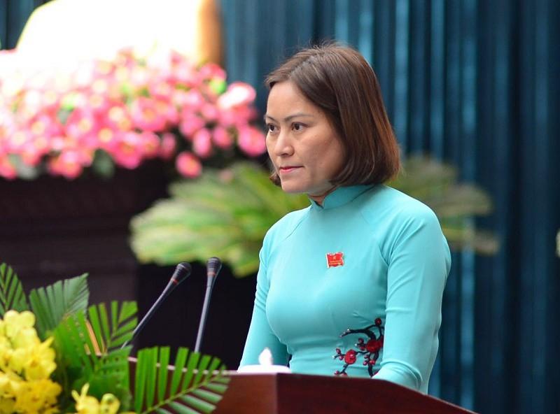 Bà Nguyễn Thị Thanh Vân