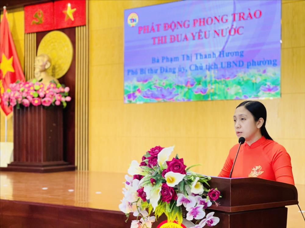 Bà Phạm Thị Thanh Hương
