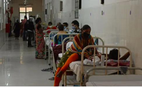 Dịch nấm đen đang lan rộng ở nhiều bang ở Ấn Độ
