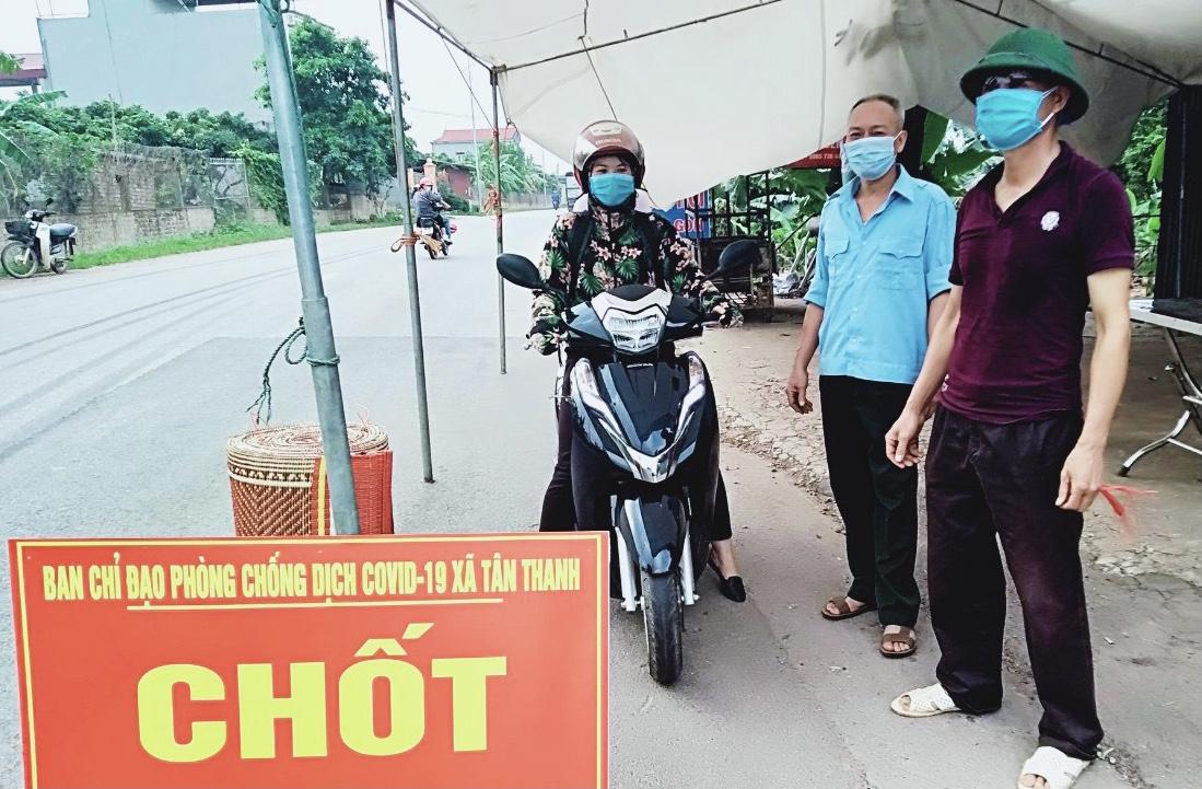 Bắc Giang đang xuất hiện nhiều ca F0 ngoài cộng đồng.