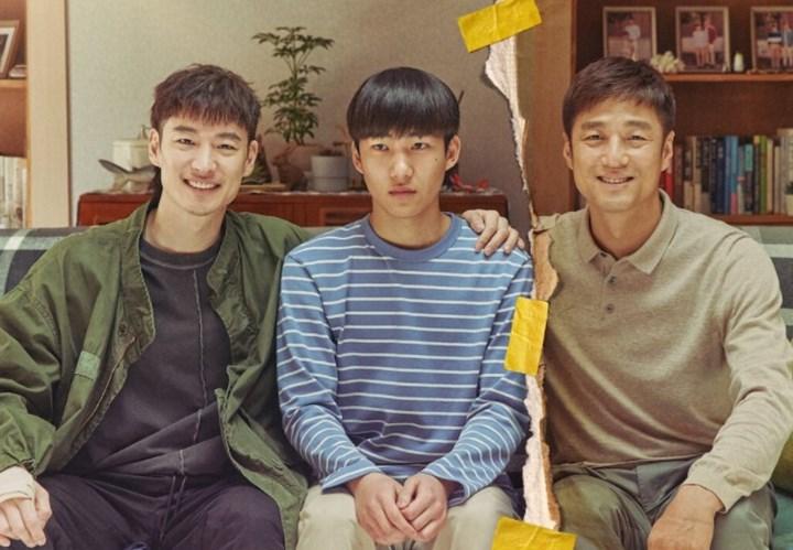 Geu-roo giúp người bố đã mất Jeong U và chú Sang Gu hóa giải mọi hiểu lầm