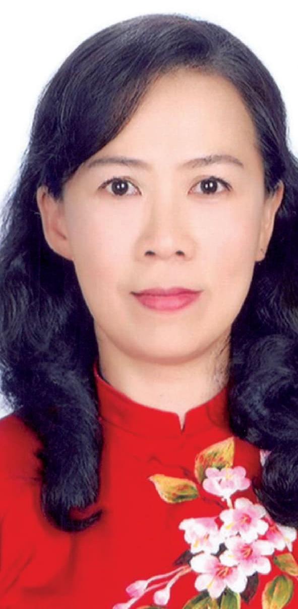 Bà Võ Thị Phương Uyên