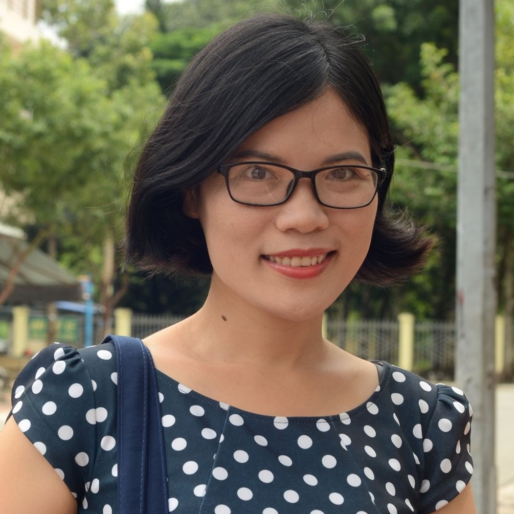 Nhà văn Võ Thu Hương