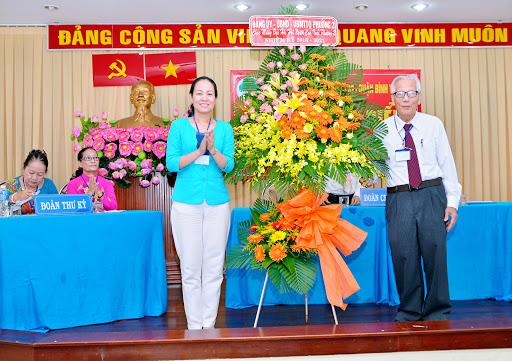 Bà Đỗ Thị Minh Quân