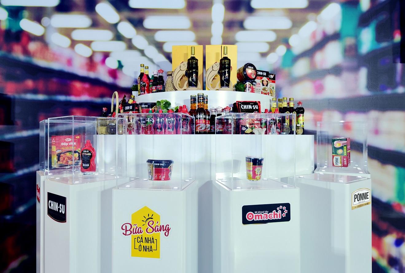 Masan sở hữu nhiều thương hiệu hàng tiêu dùng được ưa chuộng
