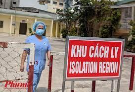 Khu cách ly tập trung sẽKhu cách ly tập trung phòng, chống dịch bệnh COVI-19 tại Trường bồi dưỡng giáo dục huyện Nhà Bè có sức chứa 100 giường