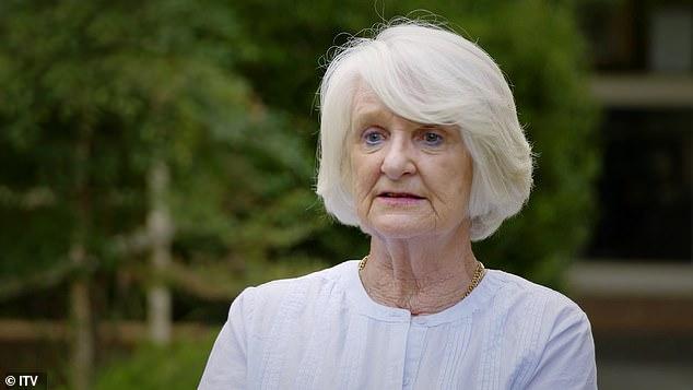 Bà Carol (hiện đang ở Australia) là người em cùng cha khác mẹ của bà Marguerite Huggett - Ảnh: ITV