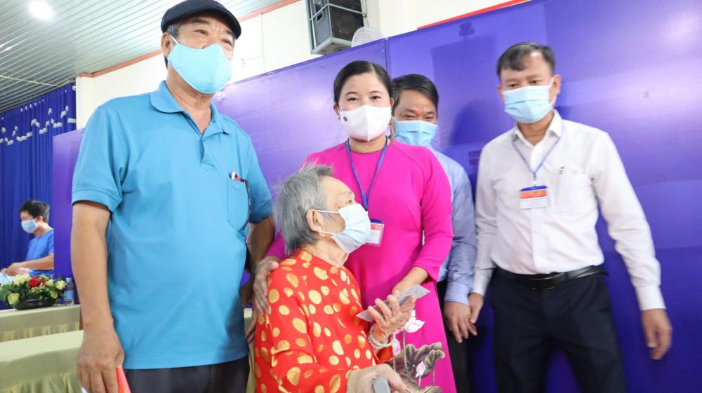 bà Trần Tuệ hiền, chủ tịch tỉnh bình phước