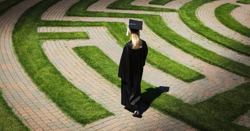 Trường đại học ở Mỹ vẫn chưa đáp ứng được nhu cầu nhân lực có tay nghề cho xã hội - Ảnh: YinYang/Getty Images