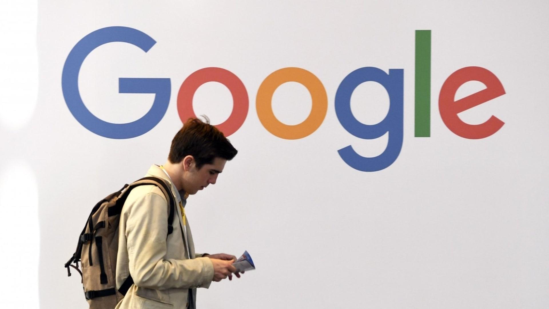 Google là một trong những tập đoàn công nghệ lớn tiên phong trong việc tạo ra các khóa học nghề lấy chứng chỉ để đào tạo nhân sự cho mình - Ảnh: Getty Images