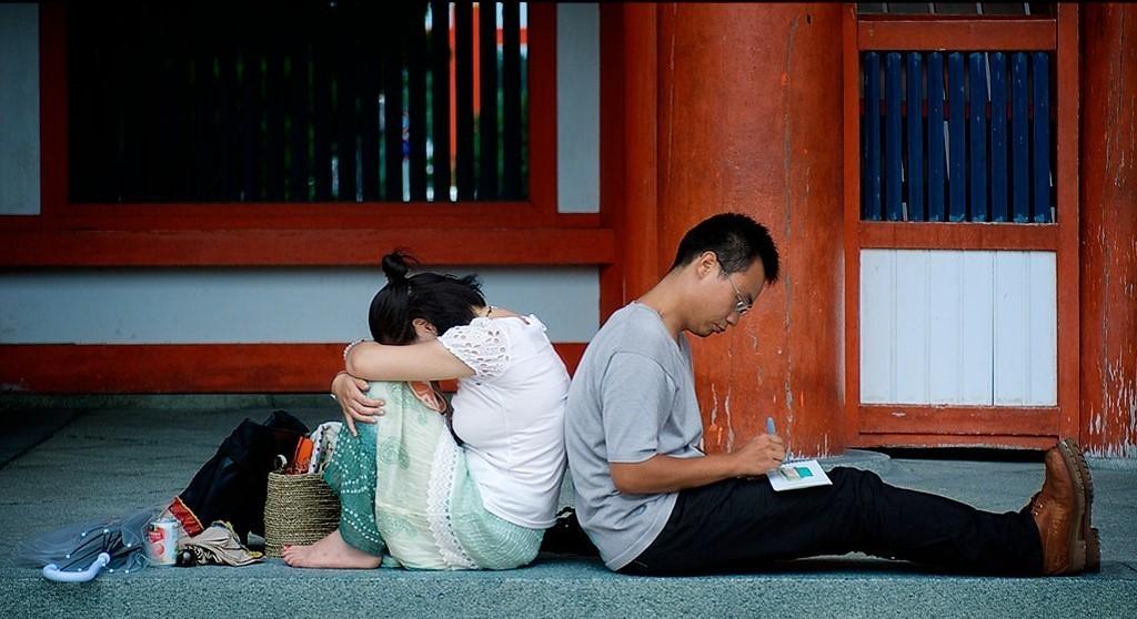 Luật pháp cua Trung Quốc để lại nhiều kẽ hở về quyền nuôi dạy con sau khi ly hôn