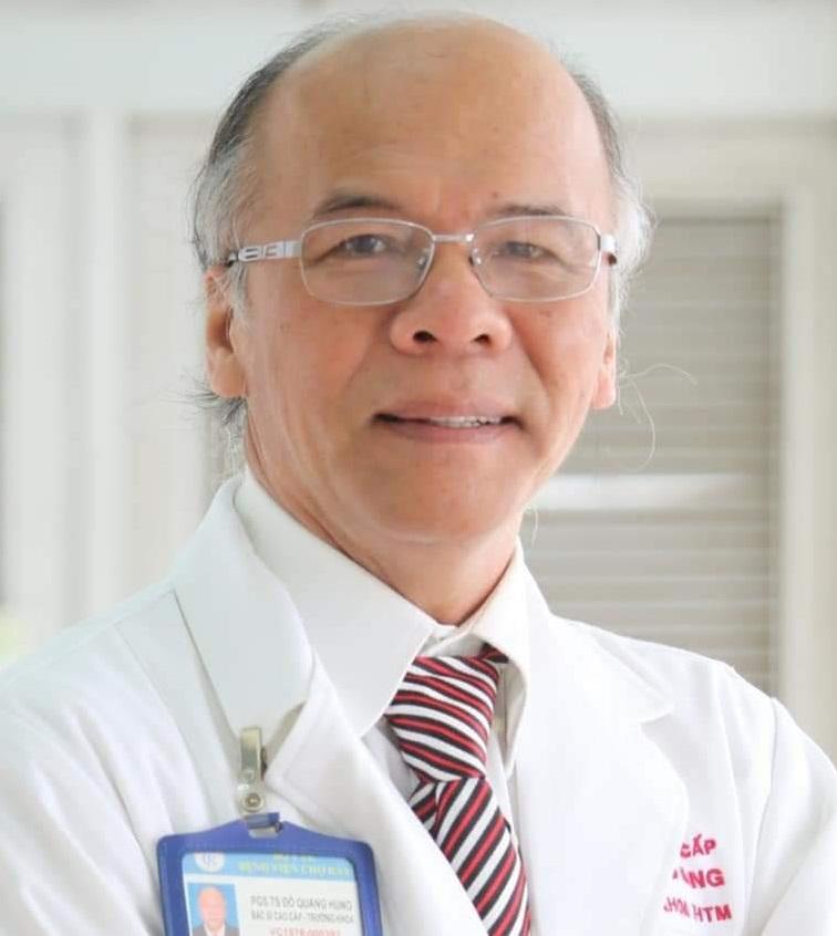 Bác sĩ Đỗ Quang Hùng