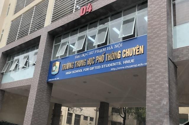 Trường THPT chuyên Sư phạm đã tạm hoãn kỳ thi tuyển sinh lớp 10