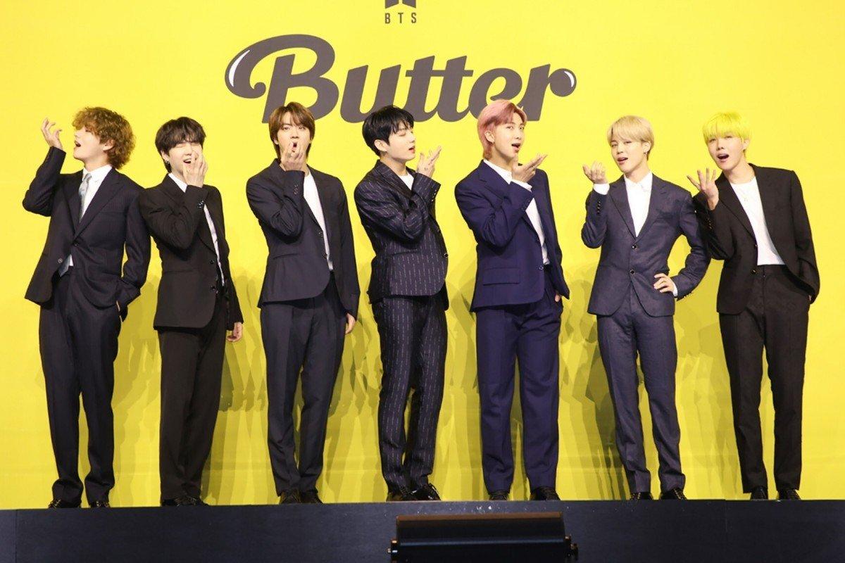 BTS lập hàng loạt kỷ lục YouTube với ca khúc mới Butter.