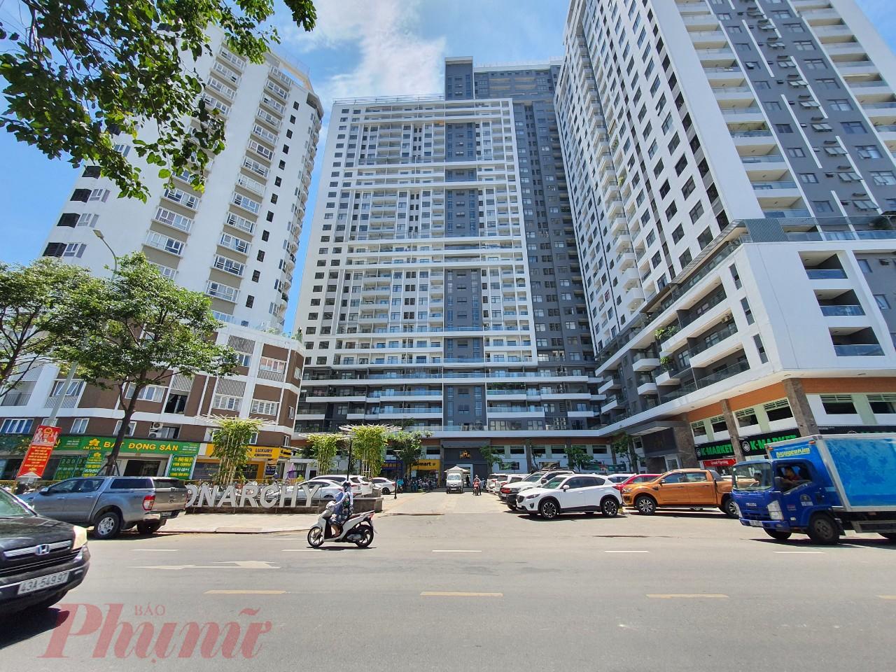 Cư dân đã mua căn hộ tại chung cư Monarchy block B yêu cầu chủ đầu tư ra mặt giải thích