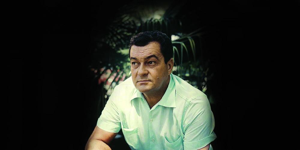 Nhà văn José Mauro de Vasconcelos