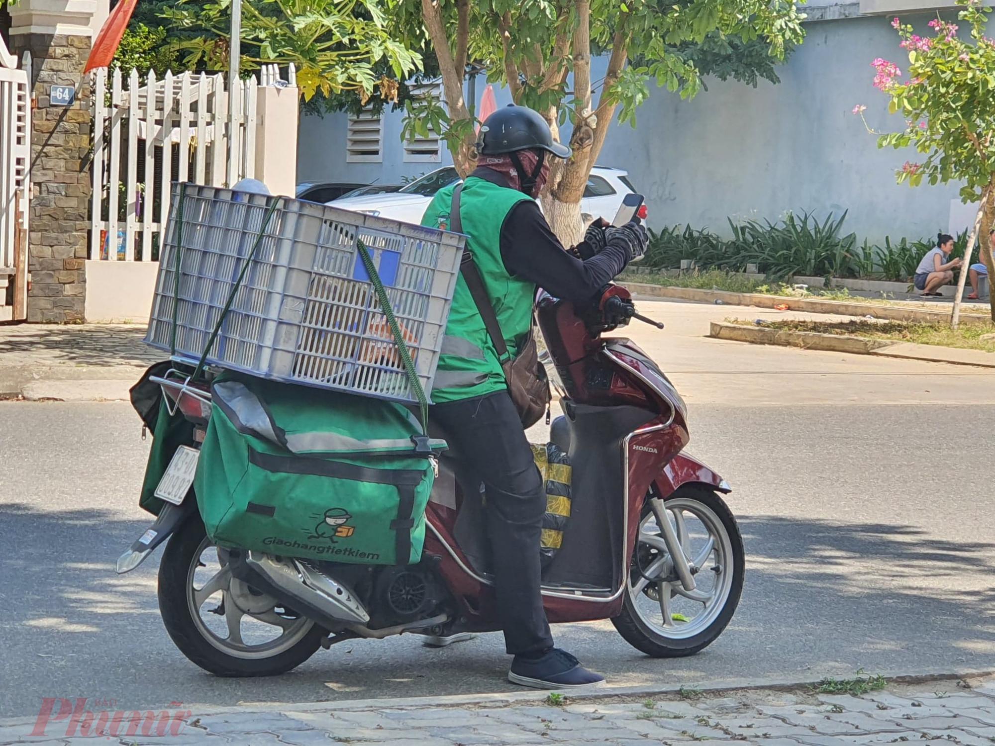 Để được hoạt động trở lại, Đà Nẵng yêu cầu chủ phương tiện và đơn vị cung cấp phần mềm phải tuân thủ quy định phòng chống dịch