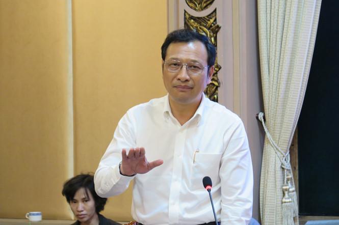 Ông Lê Hoài Nam, Phó Giám đốc Sở GD-ĐT TPHCM