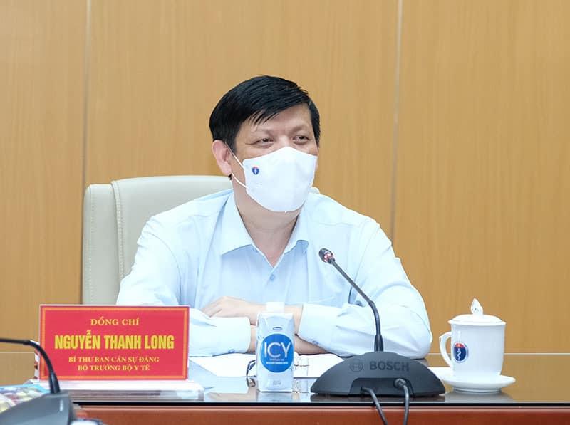 Chiều 28/5, Bộ trưởng Bộ Y tế đã có cuộc đàm phán với đơn vị cung ứng về việc nhập khẩu vắc-xin Moderna