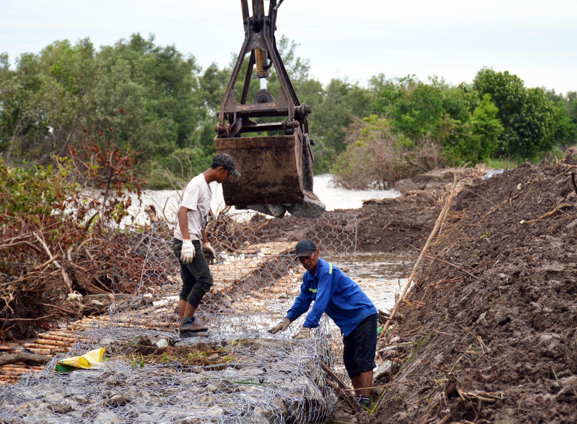 """Giá vật liệu xây dựng tăng bất thường, UBND tỉnh Cà Mau """"cầu cứu"""" Thủ tướng Chính phủ. Ảnh minh họa."""