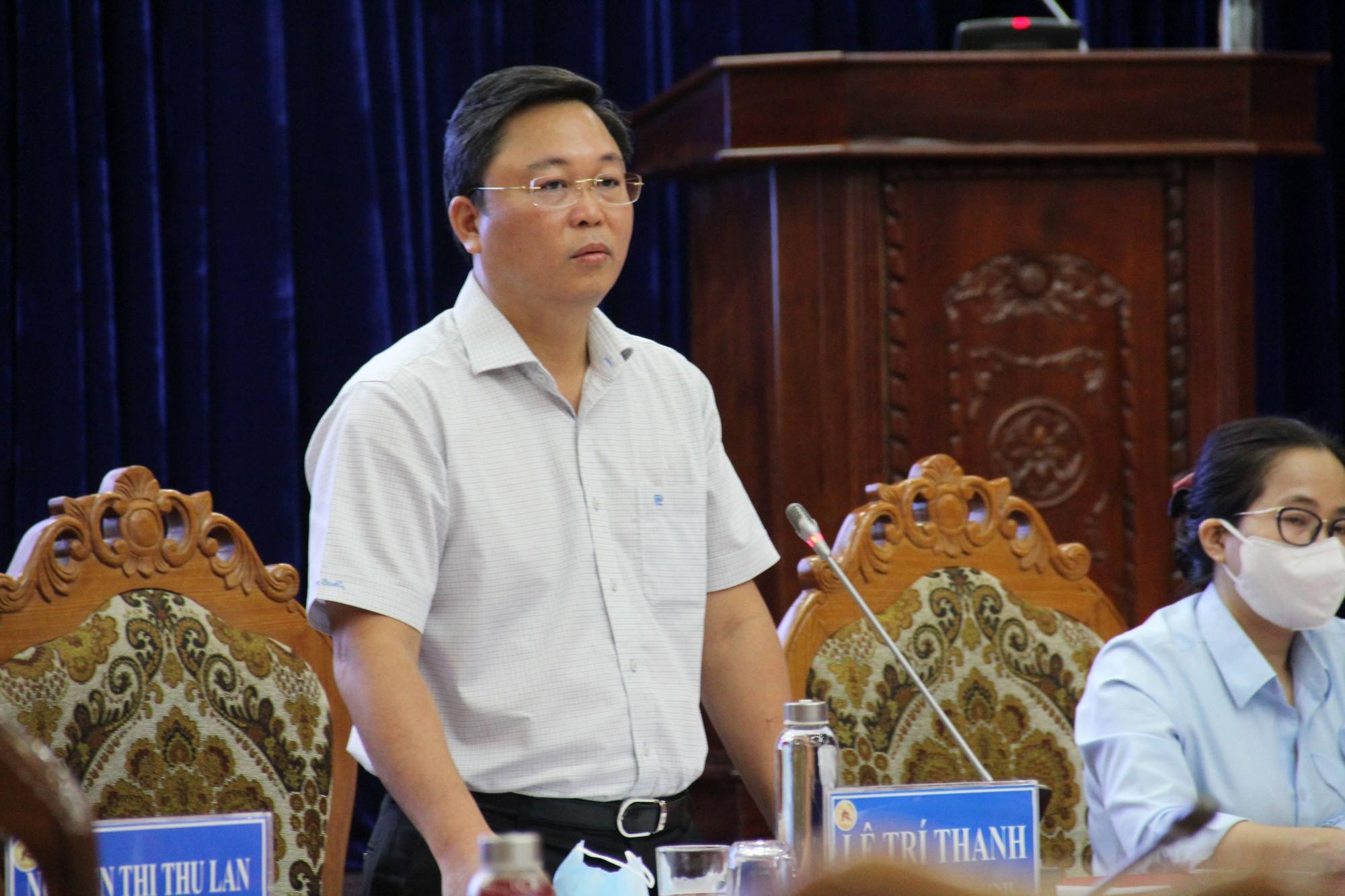 Theo ông Lê Trí Thanh - Chủ tịch UBND tỉnh Quảng Nam, kết quả này là sự cố gắng của cả hệ thống chính trị, nhằm đat đươc kết quả cao nhất trong việc tổ chức bầu cửu