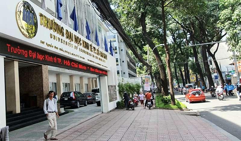 Trường ĐH Kinh tế TP.HCM