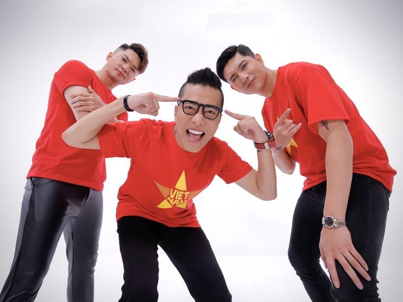 Hoàng Rapper, Tim và Bảo Suzu trong sản phẩm Đang yên đang lành