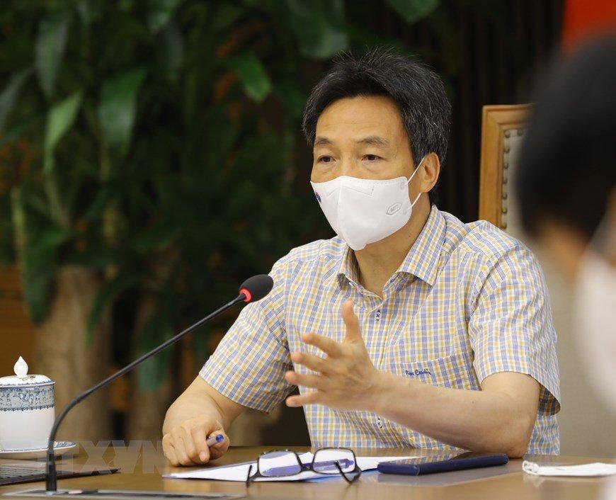 Phó thủ tướng Vũ Đức Đam cho rằng, công tác phòng chống dịch COVID-19 tại Việt Nam